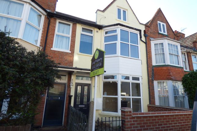 Thumbnail Terraced house to rent in Royal Avenue, Lowestoft