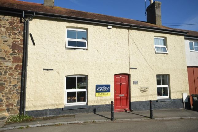 Thumbnail Terraced house for sale in Pottery Road, Bovey Tracey, Newton Abbot, Devon