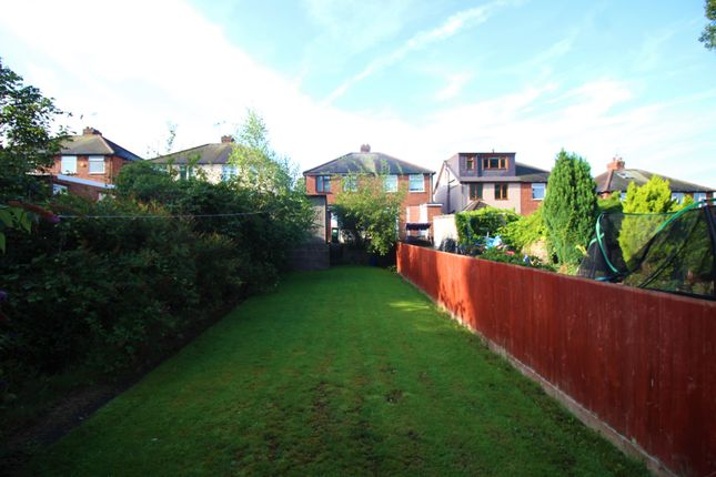 Back Garden of Burnham Road, Coventry CV3
