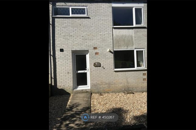 Thumbnail Terraced house to rent in Harmer Close, Bodmin