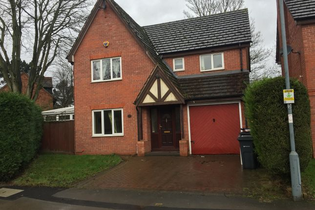 Thumbnail Detached house to rent in Sycamore Crescent, Erdington