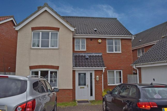 Thumbnail Property to rent in Dow Close, Norwich