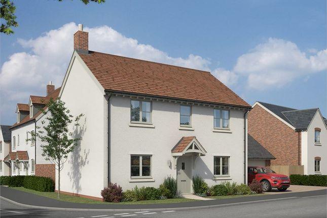Thumbnail Detached house for sale in Oaklands Holt, Gadbridge Road, Weobley, Herefordshire