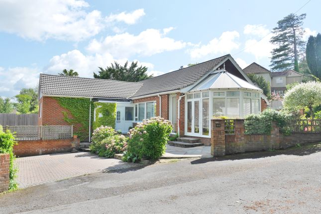 Thumbnail Detached bungalow for sale in Queens Road, Waterlooville