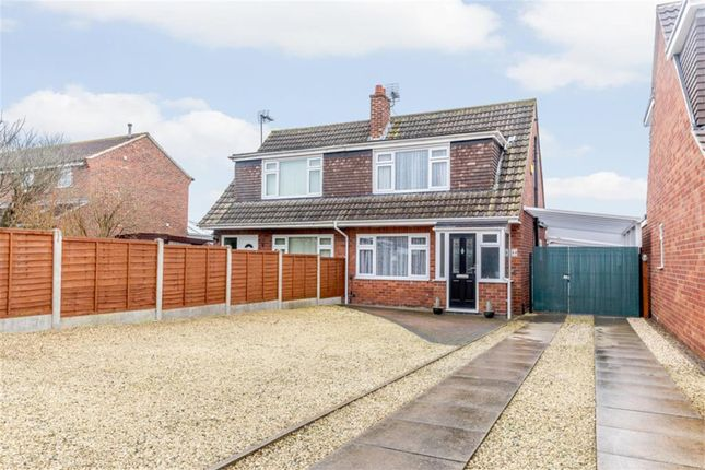 Thumbnail Semi-detached house for sale in Heatherdene, Tadcaster