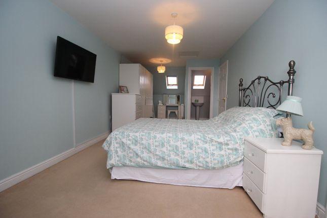 Master Bedroom of Hall Leys Park, Kingswood, Hull, East Yorkshire HU7