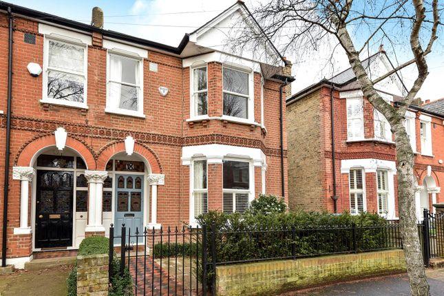 Thumbnail Semi-detached house for sale in Norman Avenue, Twickenham