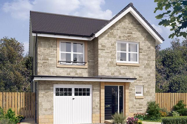"Thumbnail Detached house for sale in ""The Newton"" at Cairneyhill, Dunfermline"
