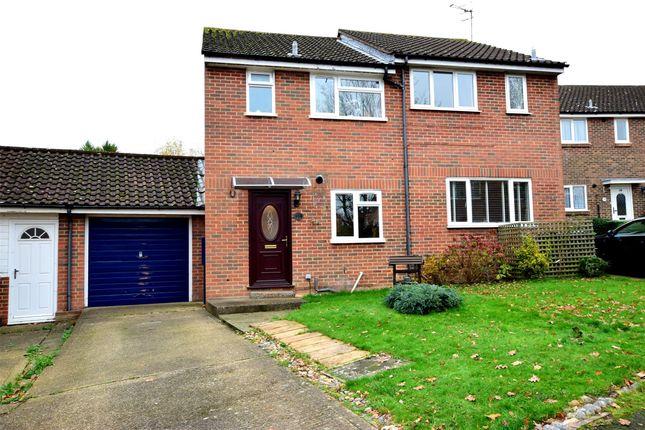 Thumbnail Semi-detached house for sale in Barnetts Way, Tunbridge Wells