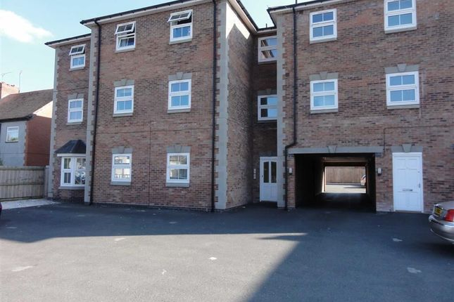 Thumbnail Flat to rent in Coventry Road, Hinckley