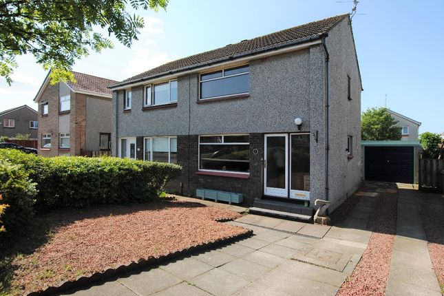 Thumbnail Semi-detached house for sale in Plateau Drive, Troon, South Ayrshire