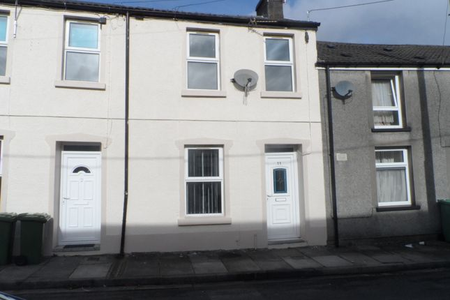 Thumbnail Terraced house to rent in Alma Street, Aberdare