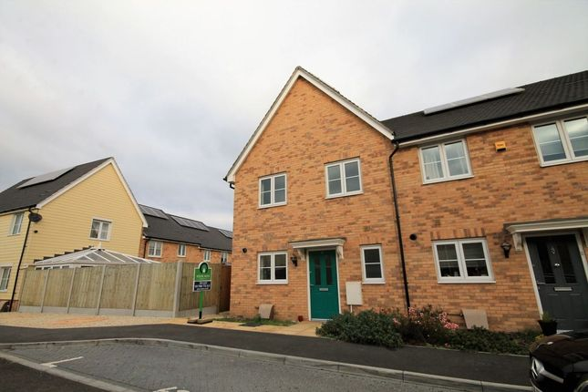 Thumbnail 3 bedroom property to rent in Sudbury Close, Romford