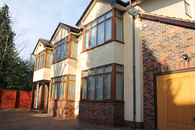 Thumbnail Detached house to rent in Styal Road, Wilmslow