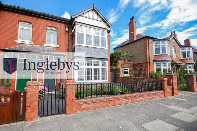 Thumbnail Semi-detached house for sale in Albion Terrace, Saltburn-By-The-Sea