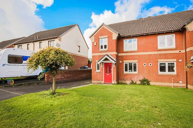 Thumbnail Semi-detached house to rent in Montgomery Close, Baxenden, Accrington