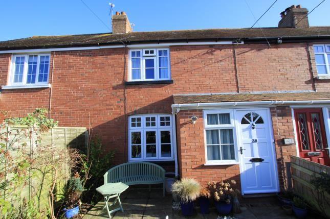 Thumbnail Terraced house for sale in Budleigh Salterton, Devon