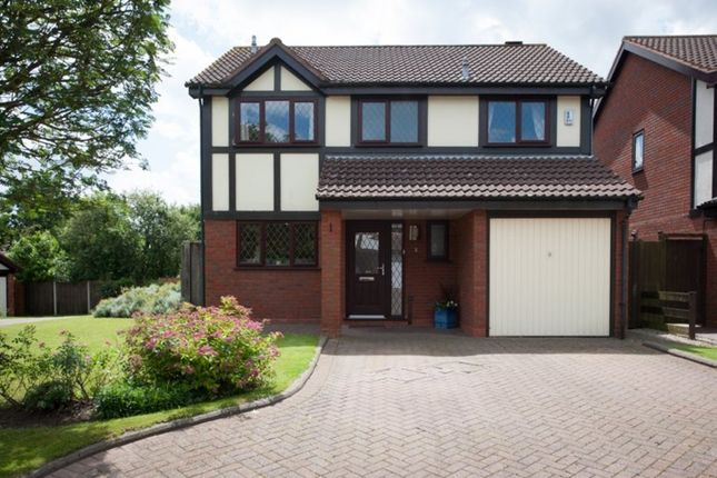Thumbnail Detached house for sale in Fairlawns, Walmley, Sutton Coldfield