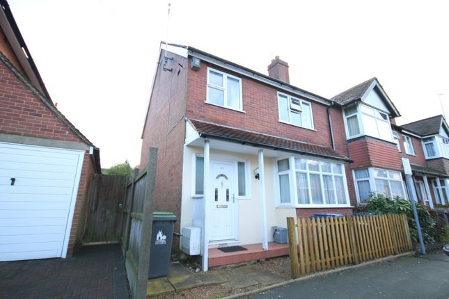 Thumbnail Semi-detached house to rent in St. Martins Road, Canterbury