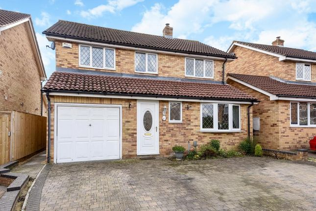 Thumbnail Detached house for sale in Botley, Oxford