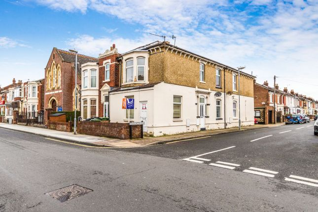 Thumbnail End terrace house to rent in Chichester Road, Portsmouth