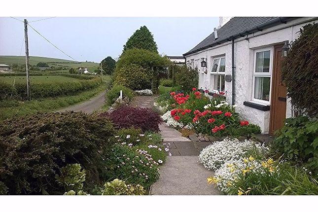 Thumbnail Detached bungalow for sale in Leswalt, Stranraer