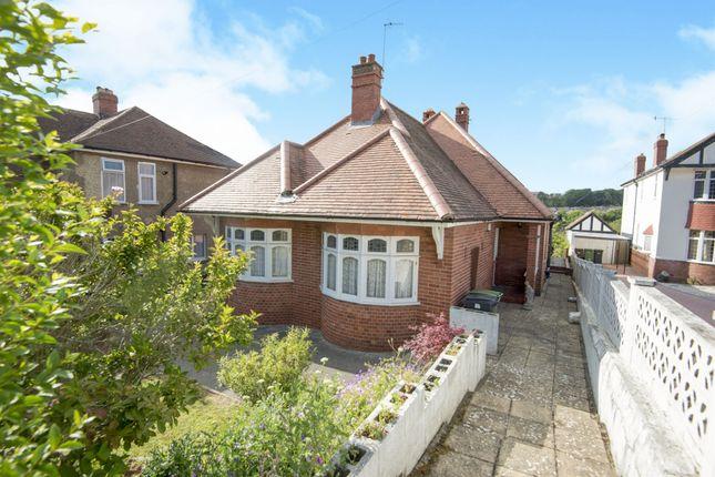 Thumbnail Detached bungalow for sale in Cavendish Avenue, St. Leonards-On-Sea