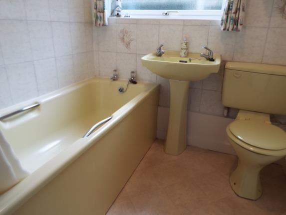 Bathroom of Gregson Lane, Hoghton, Preston, Lancashire PR5