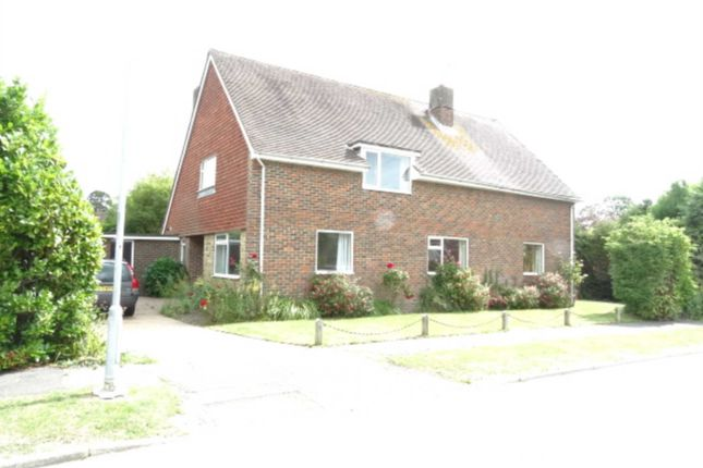 Thumbnail Detached house to rent in Church Street, Willingdon, Eastbourne