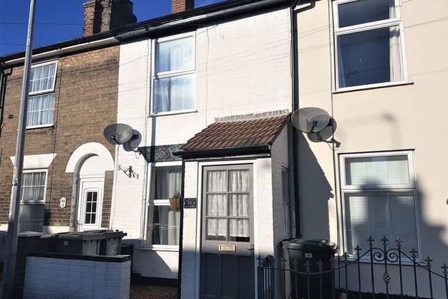Thumbnail Terraced house to rent in Lower Cliff Road, Gorleston, Great Yarmouth