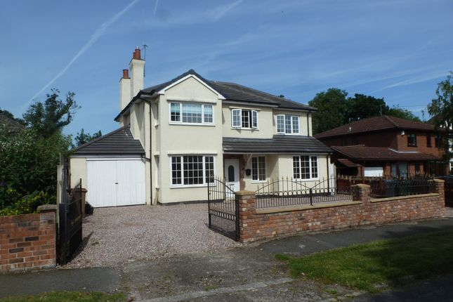 Thumbnail Detached house to rent in Uplands Road, Bromborough, Wirral, CH 62