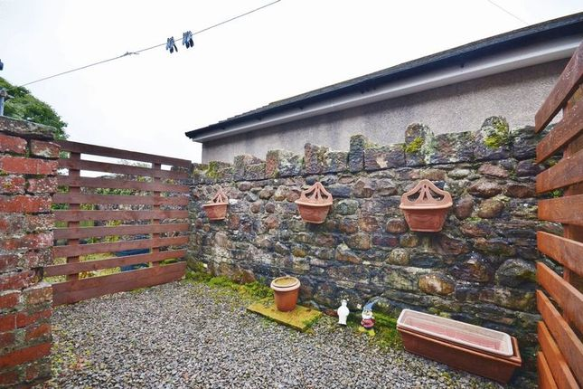 Garden of Lamb Lane, Egremont CA22