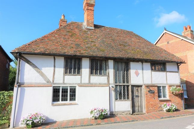 Thumbnail Cottage for sale in The Street, Ash, Canterbury