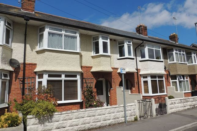 Thumbnail Terraced house to rent in Olga Road, Dorchester
