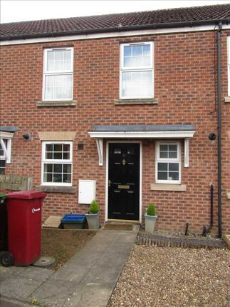 Thumbnail Town house to rent in Woodcross Avenue, Scunthorpe