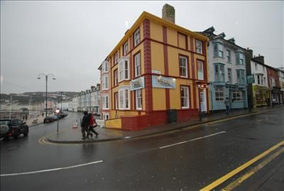 Restaurant/cafe for sale in The Olive Branch, Rock House, 35 Pier Street, Aberystwyth