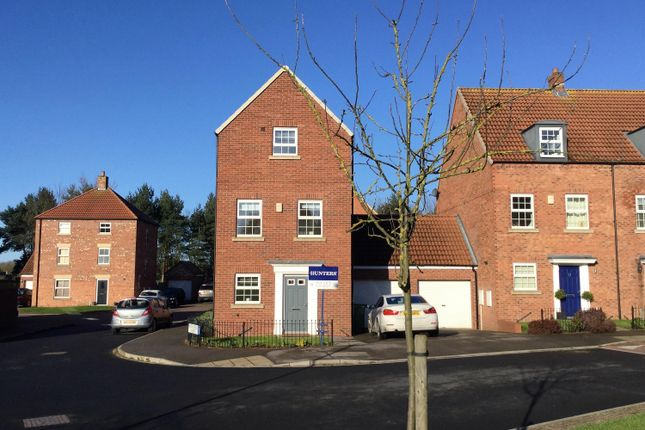 Thumbnail Link-detached house to rent in Prospect Avenue, Easingwold, York