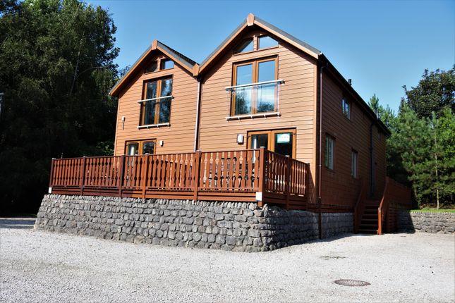 Thumbnail Semi-detached house for sale in Borwick Lane, Dock Acres, Carnforth
