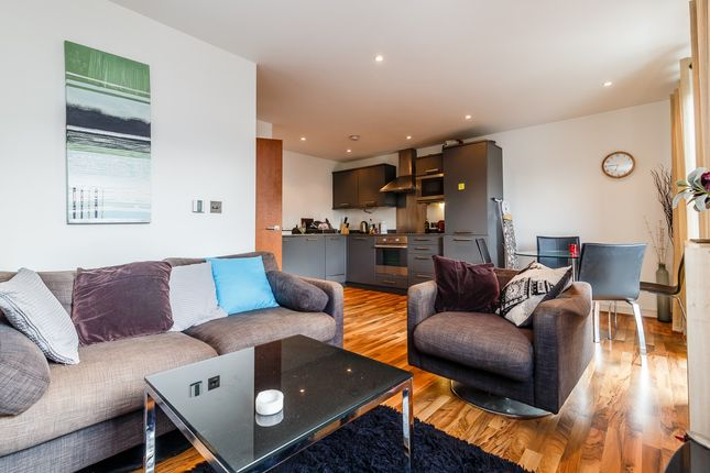 Thumbnail Block of flats for sale in Kings Quarter Apartments, London, London