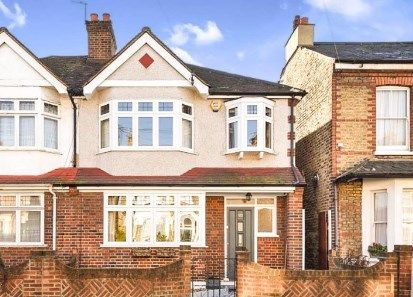 Thumbnail Terraced house for sale in Longley Road, Tooting
