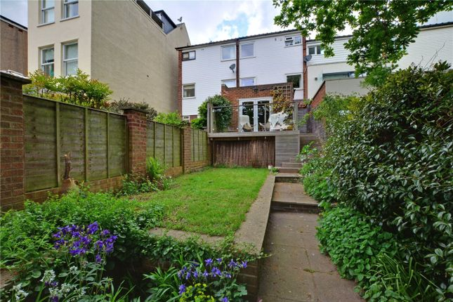 Garden of Coleraine Road, Blackheath, London SE3