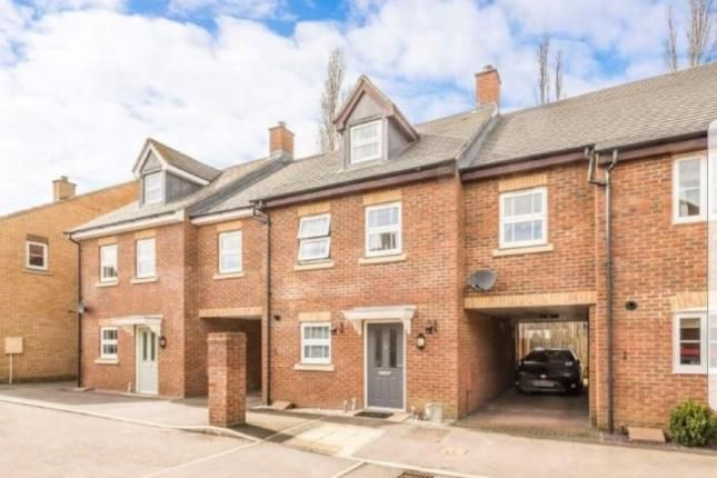 Thumbnail Terraced house for sale in Stockbridge Close, Clifton, Shefford, Bedfordshire