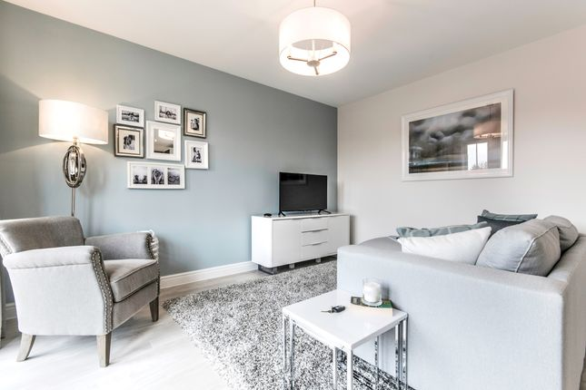Thumbnail Flat for sale in The Mulberries At Lodge Park, Hatfield Road, Witham, Essex