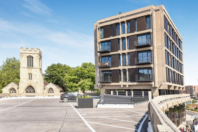 Thumbnail Flat for sale in Stonebow House, The Stonebow, York