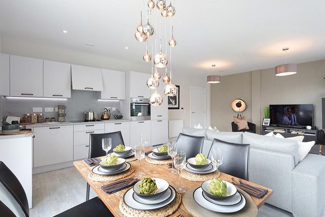 """3 bedroom flat for sale in """"Chamberlain Court"""" at Station Parade, Green Street, London"""