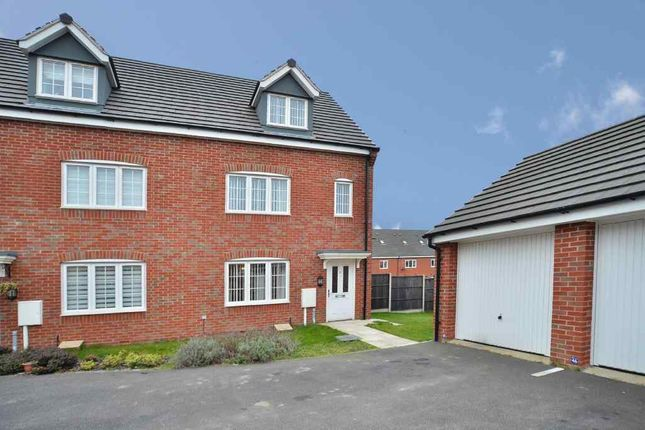 Thumbnail Semi-detached house to rent in Buckland Close, Sutton-In-Ashfield