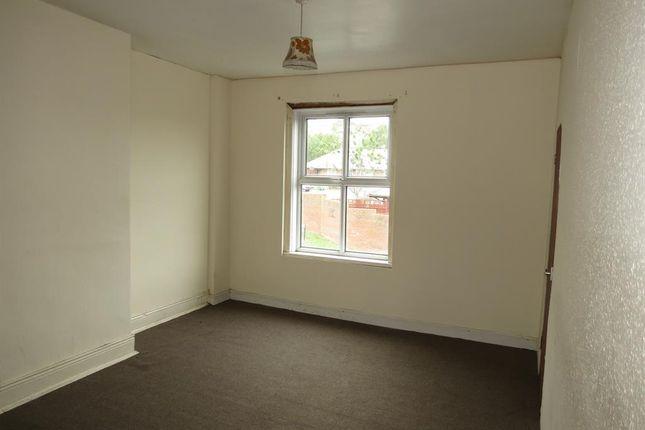 Master Bedroom of Ashton Street, Easington Colliery, Durham SR8