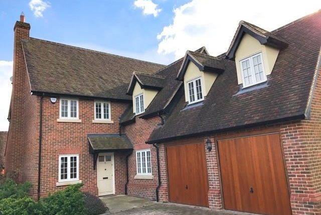Thumbnail Detached house for sale in The Orchard, Ringshall, Stowmarket