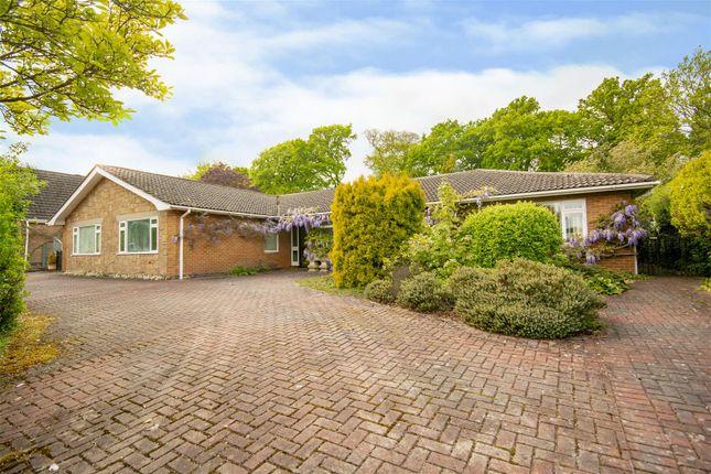 Thumbnail Detached bungalow for sale in Claremont Avenue, Bramcote, Nottingham