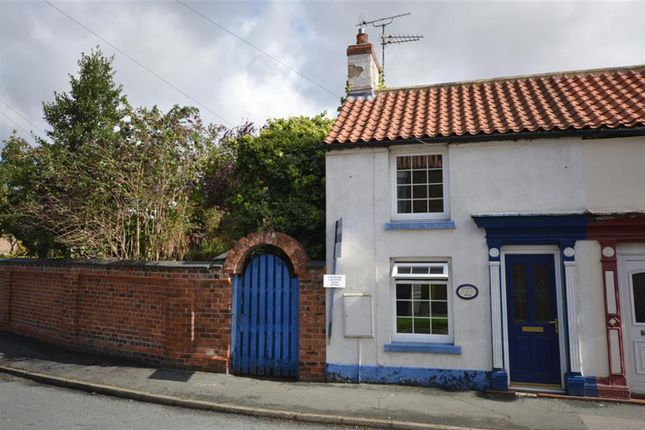 Thumbnail Cottage to rent in Station Road, Nafferton, Driffield